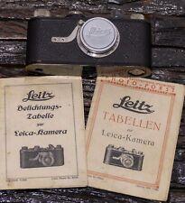 Leica I Modell A 1930 31081 mit Elmar 50mm 1:3.5