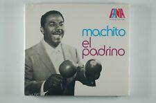 MACHITO  El Padrino  Tri-Fold Wallet Digipak LATIN CD SEALED