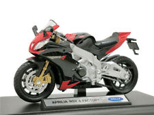Welly 1:18 Aprilia Rsv 4 Factory Diecast Motorcycle