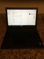 Dell Inspiron 15 15.6in.(750GB, Intel Core i3-4030U 1.9GHz, 4GB) Used Laptop