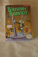 Bugs Bunny Birthday Blowout Nintendo NES New Factory Sealed