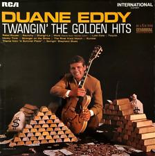DUANE EDDY - Twangin' The Golden Hits (LP) (VG-EX/VG-)