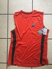 Men's Athletic Tank Shirt Top Nwt Small Asics Reflective Running