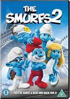 The Smurfs 2 (DVD, 2013) NEW SEALED PAL Region 2