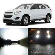Alla Lighting Fog Light 5202 Super White LED Bulb for 07~14 Chevy Suburban Tahoe