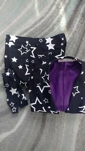 Oppo Suits Stars Spangle Glory  Size 38 Excellent.