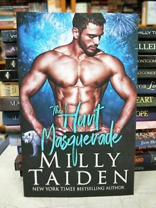 The Hunt: Masquerade by Milly Taiden - paperback
