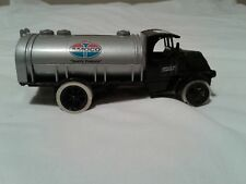 1926 Amoco Mack Tanker Truck Bank by Ertl