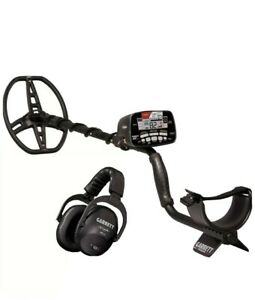 Garrett AT Max Metal Detector - Waterproof, Wireless headphones
