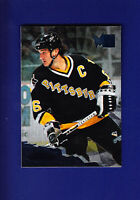 Mario Lemieux HOF 1995-96 Fleer Metal Hockey #118 (MINT) Pittsburgh Penguins