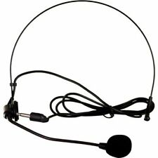 QFX M309 Wireless Lapel & Headset Microphone
