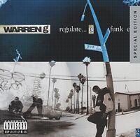 Warren G - Regulate: G Funk Era (20th Anniversary Edition) [New CD] Explicit