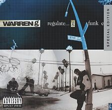 Warren G - Regulate: G Funk Era (20th Anniversary Edition) [New CD] Explicit