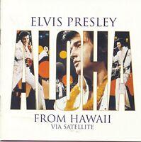 Elvis Presley - Aloha From Hawaii Via Satellite [CD]