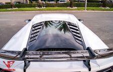 Factory Engine Vents Carbon Fiber Lamborghini Huracan 14-19 / USA vacuum formed