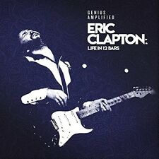 ERIC CLAPTON LIFE IN 12 BARS 2 CD NEW