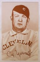 Cy Young - An Exhibit Card 1980 Hall of Fame