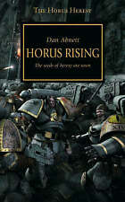 Horus Rising (The Horus Heresy), By Dan Abnett,in Used but Acceptable condition