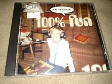 MATTHEW SWEET cd 100% FUN free US shipping