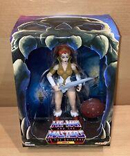 Masters of the Universe Classics FILMATION TEELA 2.0 Figure Club Grayskull NEW