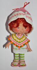 Charlotte aux fraises Cafe Ole Strawberry Shortcake Poupée Doll 80er 90er Années Vintage a