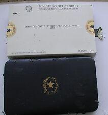 """REPUBBLICA ITALIANA ISTITUTO POLIGRAFICO ZECCA SERIE PROOF """"GOLDONI"""" 1993  #2#"""