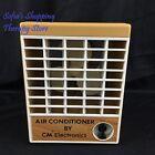 DESK FAN Rare VINTAGE Mini Air Conditioner Swamp Cooler by CM Electronics Works! photo