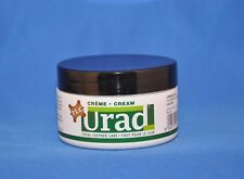 Urad Leather Cream Polish 100 Grams / 3.5oz - 4 Colors Available Light Brown