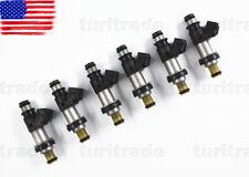 6xOEM Fuel Injector For 2001-04 Honda Odyssey Pilot MDX3.5L Acura CL TL 3.2L V6