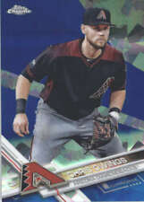 CHRIS OWINGS 2017 TOPPS CHROME SAPPHIRE EDITION #575 ONLY 250 MADE