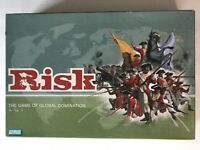 2003 RISK The Game of Global Domination Parker Brothers Complete with Gold Token
