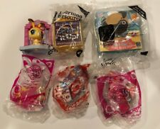 Assorted Fast Food Toys to Choose From