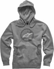 """Genuine Alpinestars """"ROTOR""""  Pullover Hoodie.Size-X Large.Colour - Grey"""