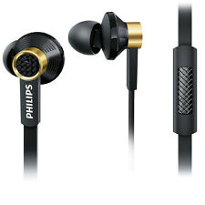 Philips TX2BK In ear headphones with mic TX2 Black /GENUINE and ORIGINAL