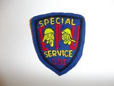 e1432 WW2 US Army EPU Entertainment Production Unit 40th Special Service CBI R9C