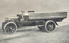 FARM MOTORS. Commercial Motor Vehicle (Albion Car Co. Scotstoun) 1912 print