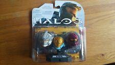 Cascos Halo 3-Pack Wave 1 Hayabusa Eva Rogue cascos 2009