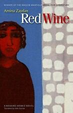 Red Wine (Modern Arabic Literature), .. , Zaydan, Amina, Very Good, 2011-02-01,