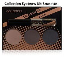 Collection 2000 Eye Brow Eyebrow Kit Brunette