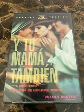 Y Tu Mama Tambien (Dvd, 2002, Unrated) Like New!