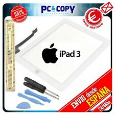 PANTALLA TACTIL PARA iPad 3 A1416 BLANCA DIGITALIZADOR CRISTAL TOUCH SCREEN NEW