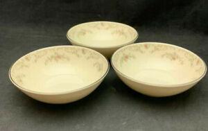 Royal Doulton Diana Coupe Soup Bowls (set of 3) - English China