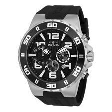 Invicta Men's Pro Diver Chronograph Watch with Silicone Strap - 24668