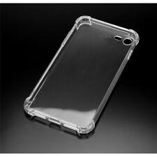 für iPhone 7 8 Clear TPU Back Case Schutzhülle transparent Anti Shock