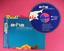 CD singolo A HA MINOR HEART MAJOR SKY 8573 83816-2 REMIX no mc vhs dvd lp(S20