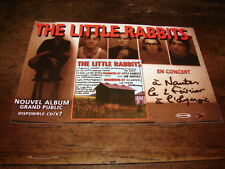 THE LITTLE RABBITS - PUBLICITE CONCERT NANTES !!!!!!!