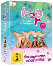 H2O  Plötzlich Meerjungfrau Komplettbox Schuberversion Staffel 1 -3 NEU OVP