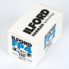 Ilford FP4 135 36 poses 125 ISO , utilisable jusqu'à juillet 2021
