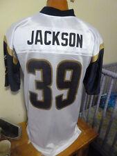 NFL Reebok Mens Los Angeles Rams Steven Jackson Replica Football Jersey NWT  L 3eb945887