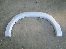 USED S10 XTREME LEFT REAR WHEEL FENDER FLARE FLEETSIDE EXTREME WHITE 15034717